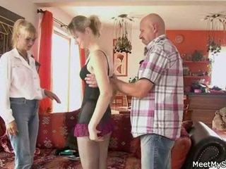Velho mãe e pai sedução e bang son's gf