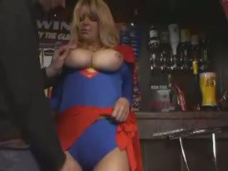 Even Superheroes Need A Good Shagging