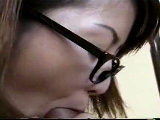 יפני מורה מזיין סטודנט
