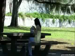 Babes Violated in Public