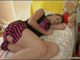 bedroom sex, alvás, sleeping porn