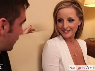 Malaking suso blondie melissa mathews gets fucked