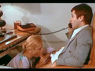 私人 secretarial services - 1980, 自由 色情 ac