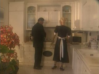 Husband fucks his housewife before going into work