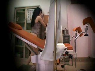 Gynecologist скрит spycam