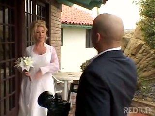 Taylor Lynn fucks on her wedding