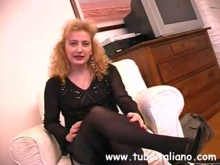 Italiyano maturidad fucked matura italia