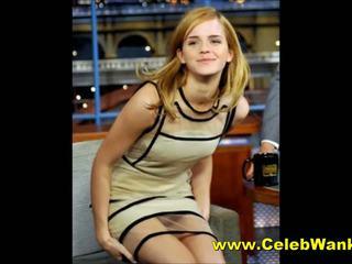 Emma watson tussu upskirts ja nipslips