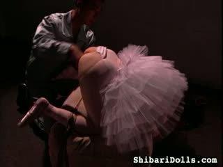 Vázaný balerína