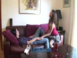 Tai Lee Liam And Reena Sky In The Raunchy Girl Honey Behellond That Guy Scenes Movie
