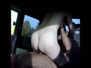 quick semen car