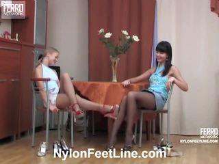 foot fetish real, naselitve seksu brezplačno, vroče nylons feet hq