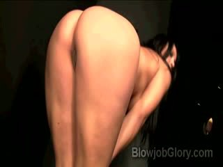 Adriana confesses על ידי מוצצת priests ענק dong thru חור התהילה