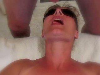 Cum on my wife sex tape Video