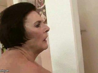 Plinuta bunica enjoying al naibii sex
