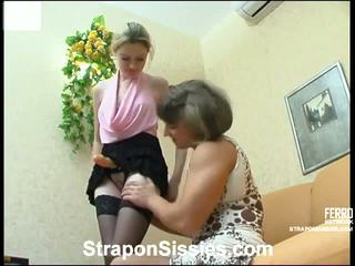 Ninette And Adrian Ding Dong Pussyclothed Xxx Scene