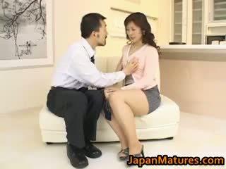 Hitomi kurosaki zreli azijke punca part3