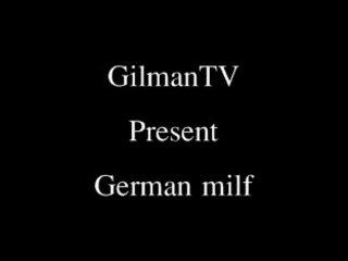 German milf