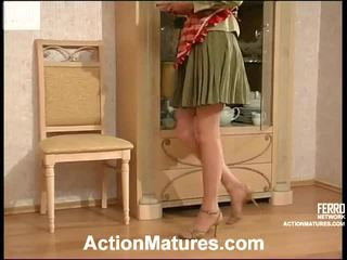 Alice And Adrian Horny Milf Inside Movement