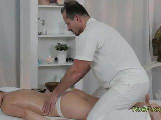 brunette best, real fucking any, all masseur all