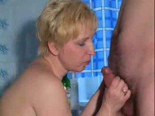 Trưởng thành nóng stimulating trưởng thành phụ nữ là chơi với mình