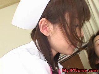 Ai himeno дивна азіатська медсестра