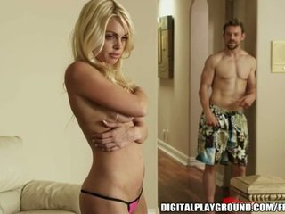 Jesse jane fucked by her new neighbor