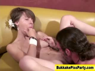 Horny fetish bitch gets slammed hard