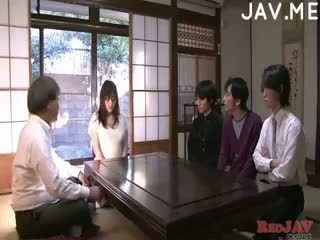 מציאות, יפני, cumshot
