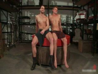 Phenix і trent в дуже outlandish гей порно thralslavemaster 13 по boundpride