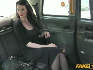 taxi, amateur, stockings