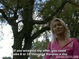 Čeština streets - ingrid video
