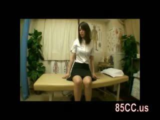 brunette, massage, amateur, asian