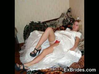 Amateur bride girlfriend gf voyeur upskirt exgf wife Lolly Pop wedding doll public real ass Pantyhose nylon Nude
