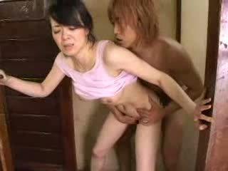 japoński, gospodyni domowa
