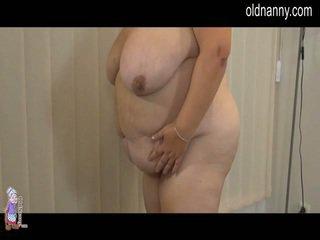 Elder літня striptease і lesbie порно