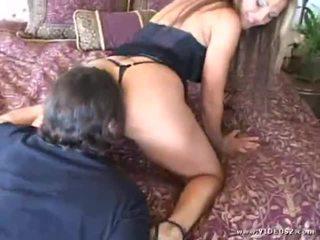 gratis si rambut cokelat kesenangan, lebih big boobs rated, anal sex online