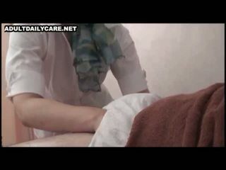 Erotic Beauty Salon Housewife Massage 1