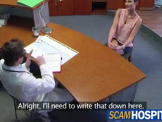 Job Interview Turns Into Wild Sex