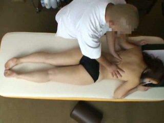 Mosaic: žmona reluctant orgazmas metu masažas 2