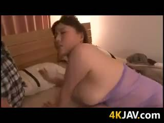 Japanese Wife Gives A Tit Fuck