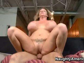 riding, big tits, watch mature