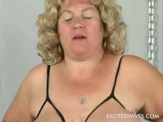 Her secret dateKeywords for this solo scene : fat, big Boob & ugly. did I mention fat. Enjoy this fake blondie