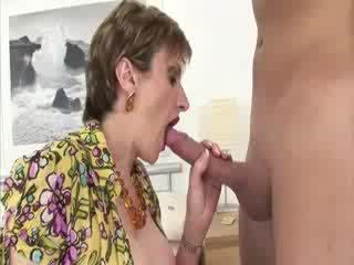 Mature femdom blowjob fuck