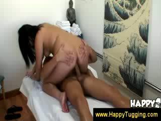 Asian gives oriental sex pleasure