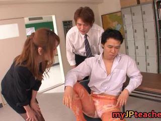 le travail de coup, orgies, japonais