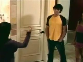 7 lives xposed wanita berpakaian dan lelaki bogel/ cfnm s5 bilik mandi seks arahan