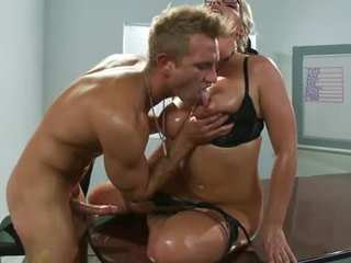 Sexy Scorching Sadie Swede Wants To Get Sprayed With Jizz On Her Meaty Butt