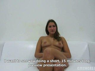 Czech casting videos