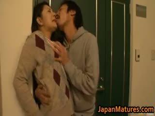 יפני, מין קבוצתי, ציצים גדולים, בוגר